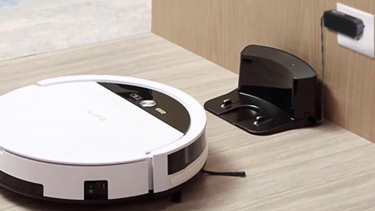 Отзыв и рекомендация к покупке на робот пылесос iLife V4 от владельца незаменимый гаджет в квартире