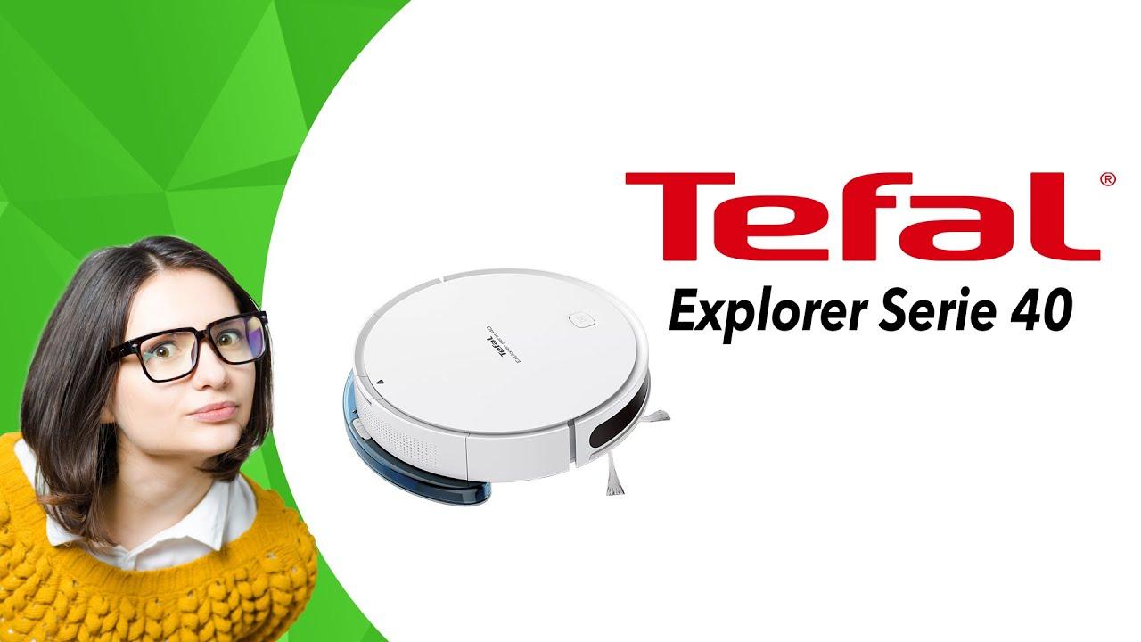 Tefal Explorer Serie 40 | Media Expert