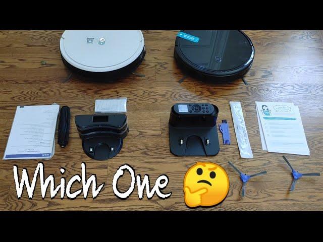 Budget Friendly Robot vacuums - Yeedi K650 VS Eufy 11S head to head challenge