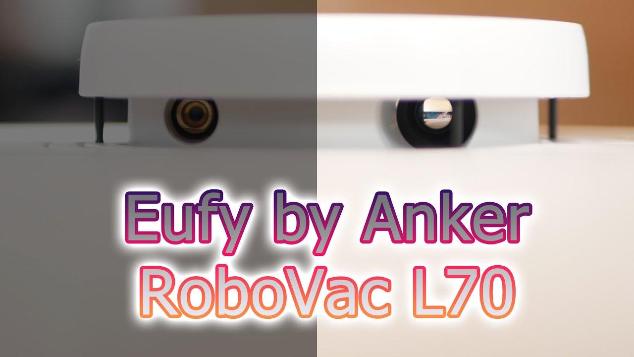 ОБЗОР | Eufy by Anker RoboVac L70 - флагманский дорогой робот
