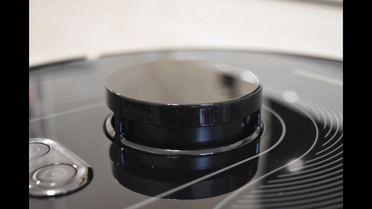 Обзор и тестирование робота-пылесоса Redmond RV-R670S: стильно, модно, современно, а главное — чисто