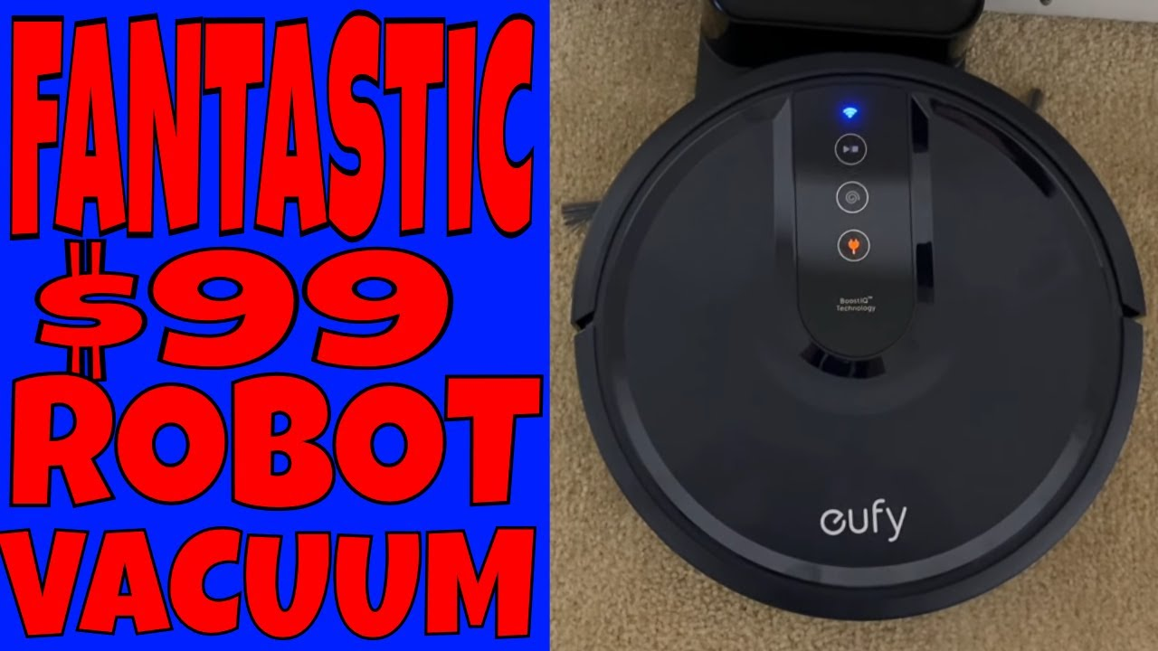 EVERYONE SHOULD BUY THIS ROBOT VACUUM - Eufy 25C at Walmart 99 - STRESS TESTED - No Brainer - GREAT