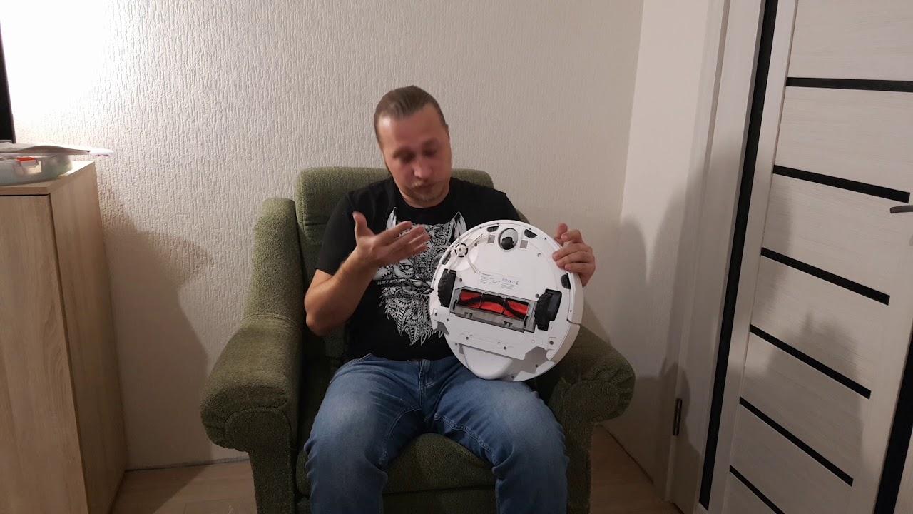 Робот пылесос Roborock S5 Max отзыв спустя 3 месяца