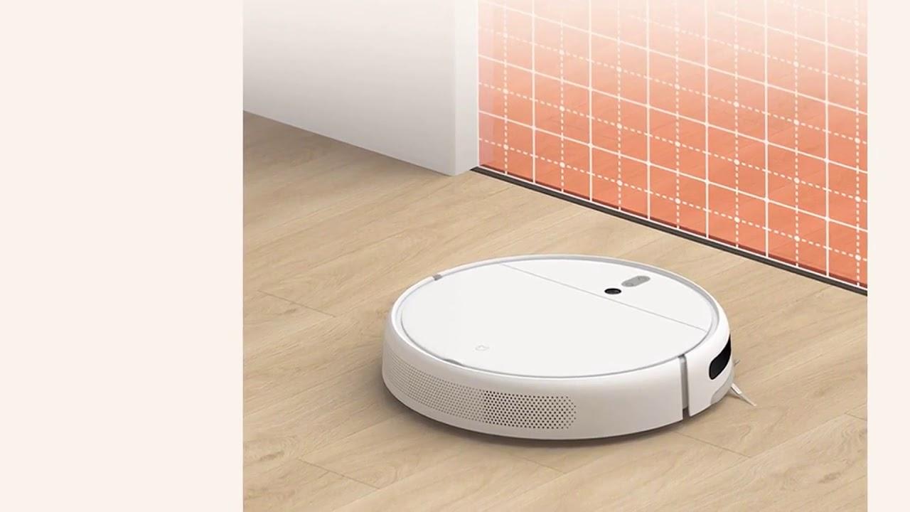 Робот-пылесос Xiaomi Mijia 1C STYTJ01ZHM для Mi Home, автоматический пылесос для влажной