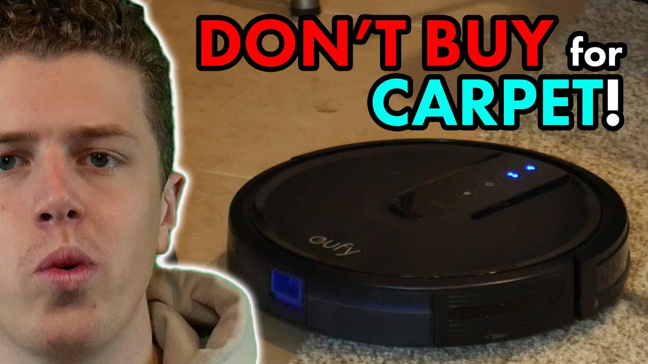 Anker Eufy Robovac 25C Review | Robot Vacuum Cleaner Review 2020