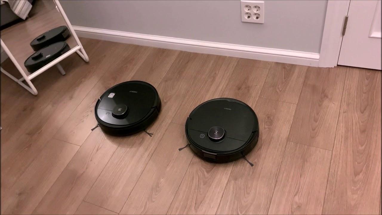 Обзор роботов пылесосов Ecovacs DEEBOT OZMO 950 и T8 Aivi: стоит ли покупать?