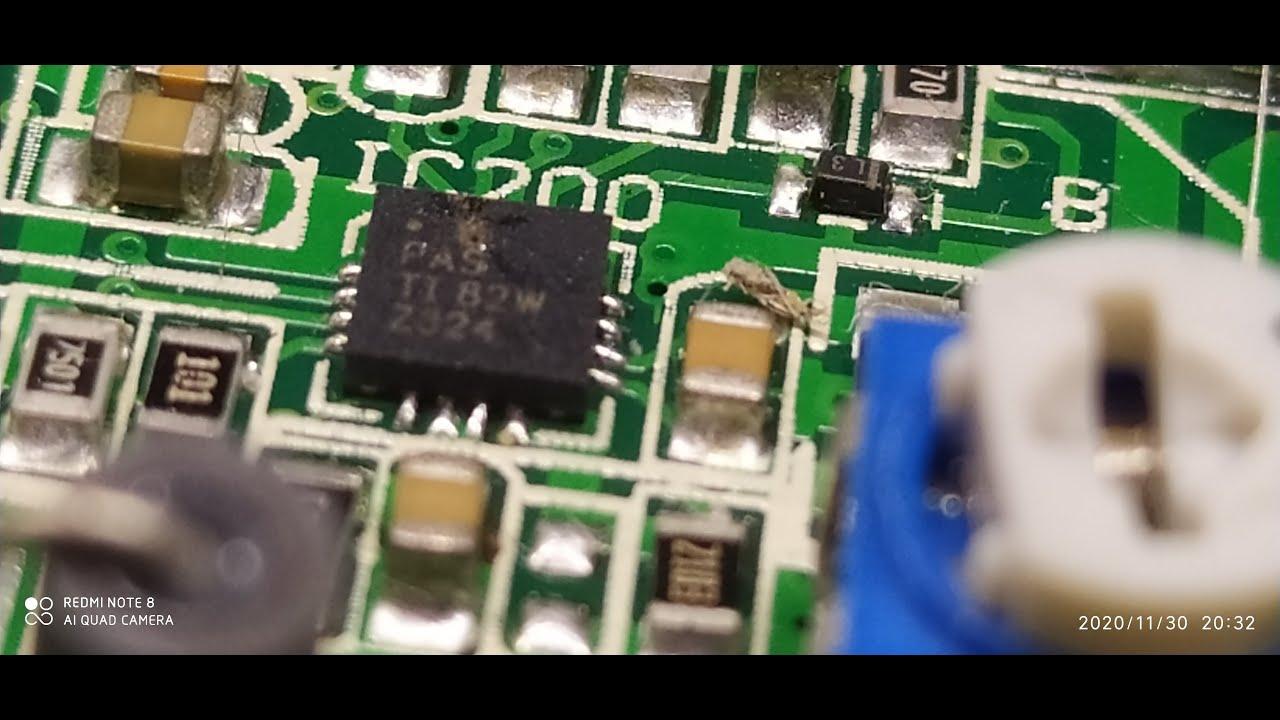 Ремонт робота - пылесоса PHILIPS FC8774