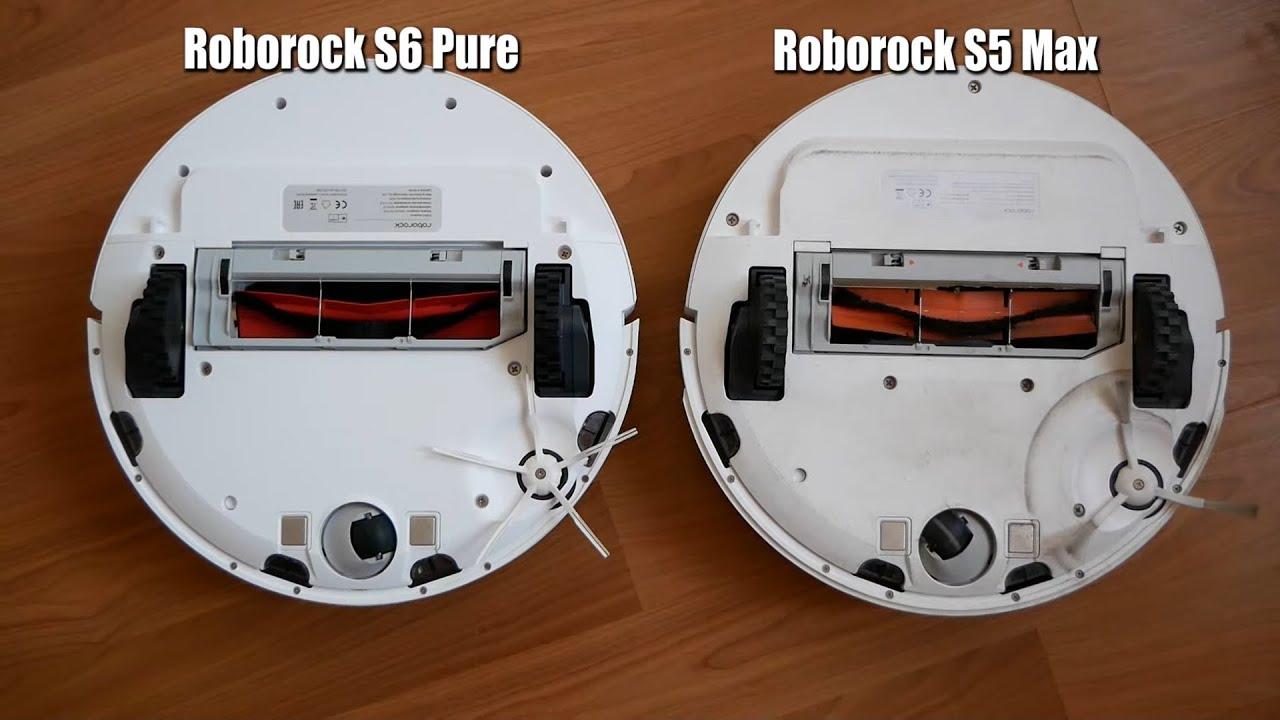 Робот-пылесос Roborock S6 Pure новый 2020-2021 моет и убирает в доме Арстайл