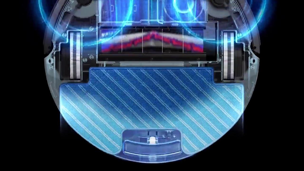 Робот-пылесос SAMSUNG VR05R503PWGEV