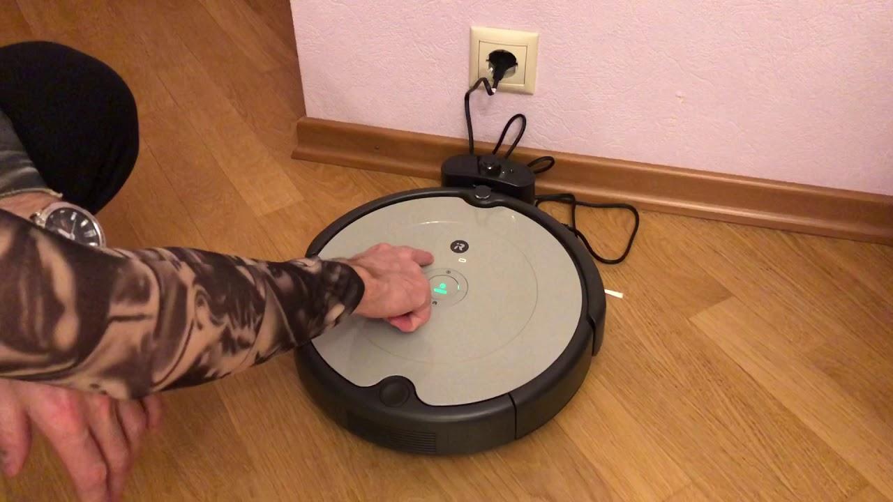 Робот пылесос iRobot Roomba 698