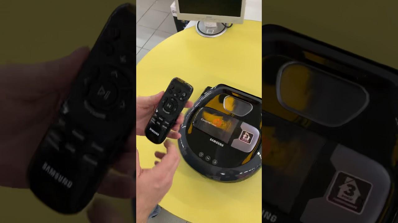 Как разобрать, собрать робот-пылесос Samsung VR10M7030 VR20M7070 VR20R7260
