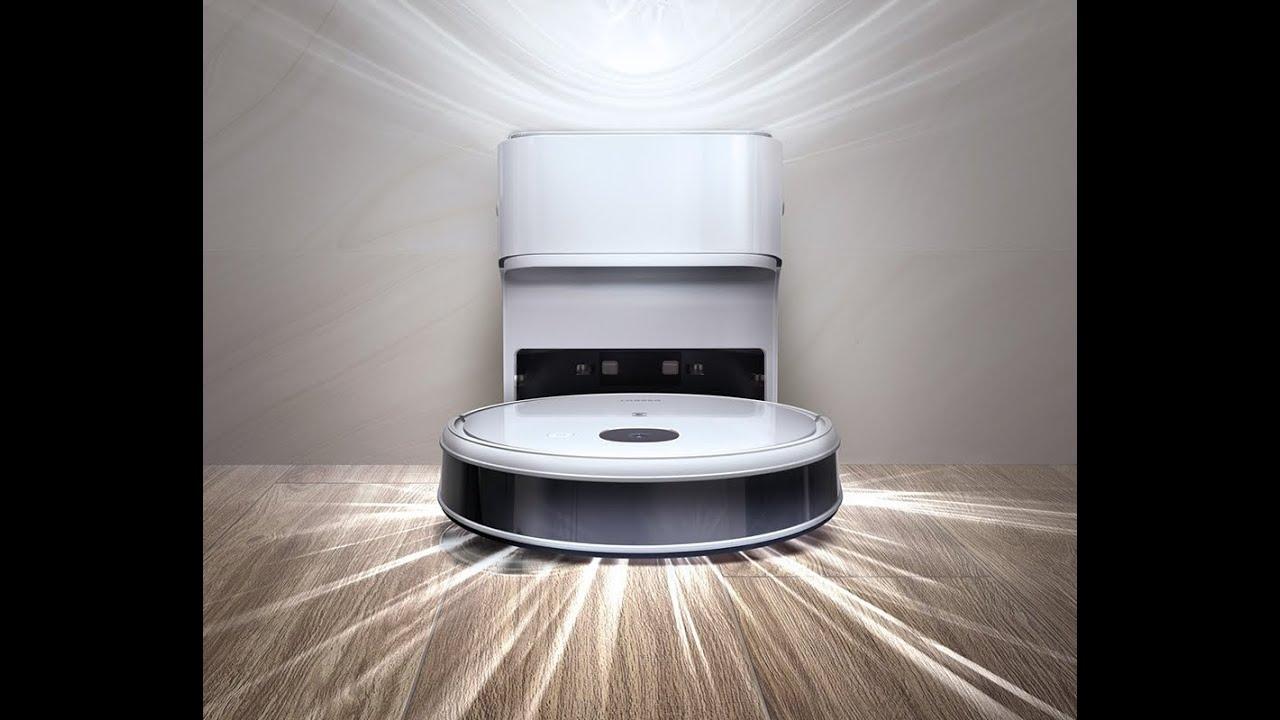 ECOVACS DEEBOT OZMO N9+ Робот пылесос