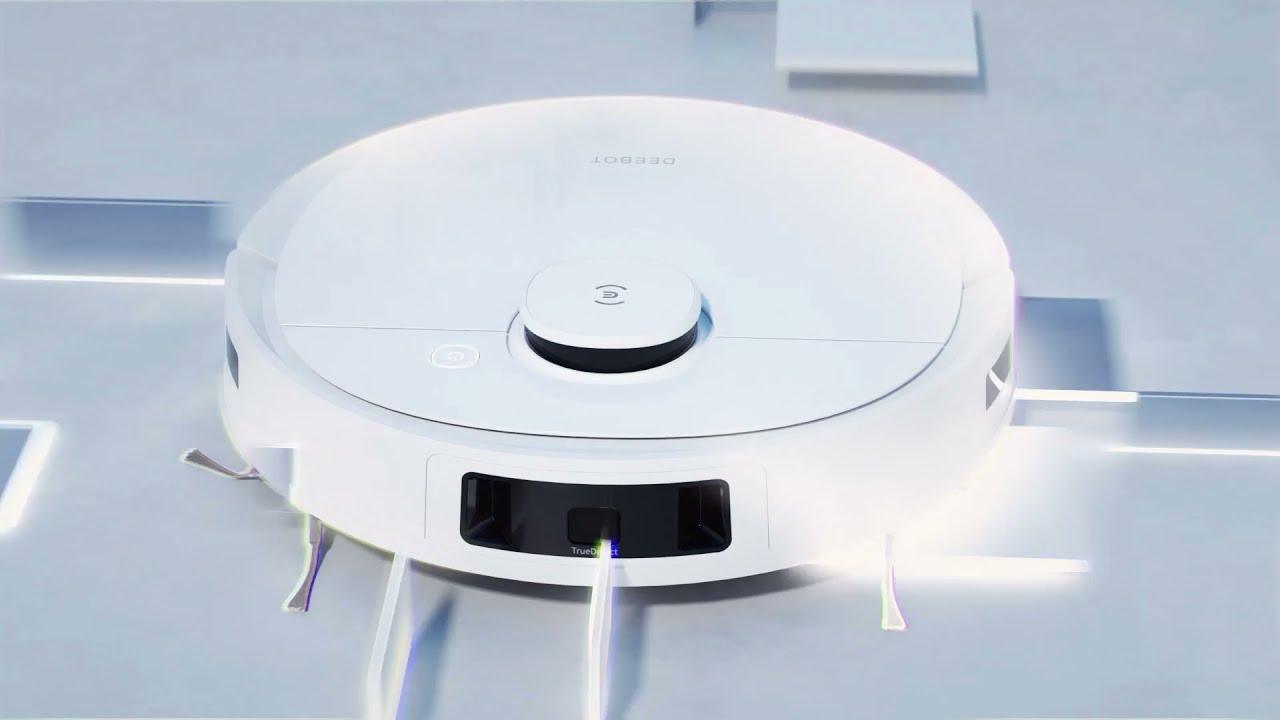 Робот-пылесос DEEBOT OZMO T9