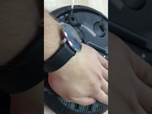 Обзор на робот пылесос Redmond RV-R350
