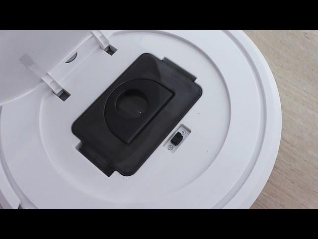 Робот-пылесос kitfort kt531