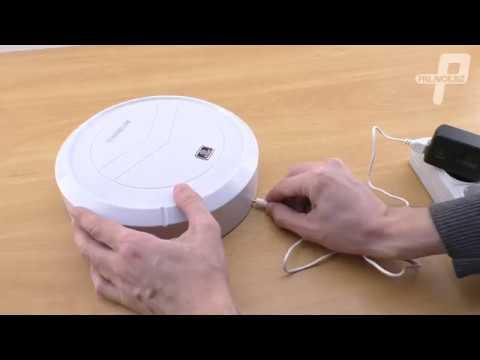 Робот пылесос из Китая обзор
