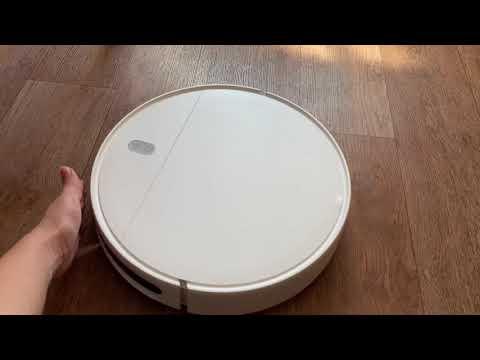 Робот пылесос xiaomi mi robot vacuum-mop essential MJSTG1