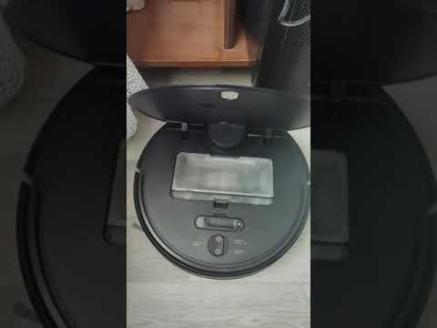 Робот-пылесос Xiaomi Mi Robot Vacuum-Mop P Русская озвучка без мата.