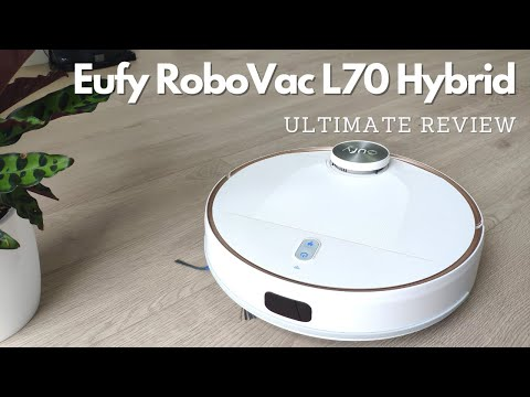 Eufy RoboVac L70 Hybrid Hands-On Review